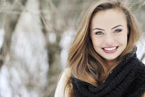 starostlivosť o vlasy v zime
