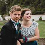 Ke� sa partneri chystaj� spolu na ples