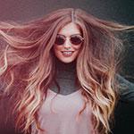 Clip in vlasy: Výber odtieňa a starostlivosť