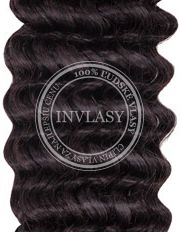 clip in kučeravé čierna prirodzená 35 cm | Invlasy.sk - clip in vlasy