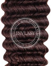 clip in kučeravé stredne hnedá 45 cm | Invlasy.sk - clip in vlasy