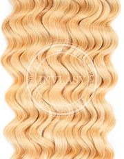 clip in kučeravé svetlá blond 35 cm | Invlasy.sk - clip in vlasy