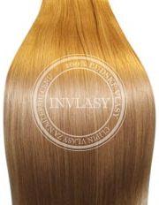 clip-in deluxe tmavá blond 51 cm | Invlasy.sk - clip in vlasy