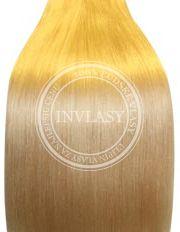 clip in vlasy stredná blond-svetlá blond 51 cm | Invlasy.sk - clip in vlasy