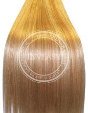clip-in deluxe zázvorová blond-svetlá blond 38 cm