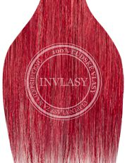 clip in vlasy slivkovo červená 61 cm | Invlasy.sk - clip in vlasy