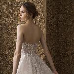 Svadobné šaty od Nurit Hen – nová kolekcia s porciou zlata