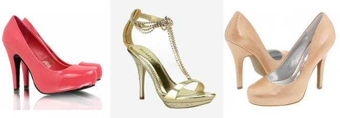 a5a5049e5 Ak si nie ste istá, či zvládnete v opätkoch celú noc, nezabudnite si  pribaliť balerínky alebo inú spoločenskú obuv na nízkom podpätku! :)