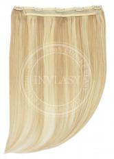 clip in rýchlopás deluxe svetlo zlatá blond-svetlá blond 45 cm | Invlasy.sk - clip in vlasy