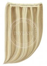 clip in rýchlopás deluxe najsvetlejšia hnedá-svetlá blond 55 cm | Invlasy.sk - clip in vlasy