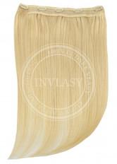 clip in rýchlopás deluxe stredná blond 38 cm | Invlasy.sk - clip in vlasy