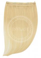 clip in rýchlopás deluxe svetlá blond 38 cm | Invlasy.sk - clip in vlasy