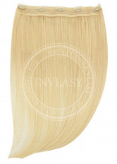 clip in rýchlopás deluxe svetlá blond 38 cm