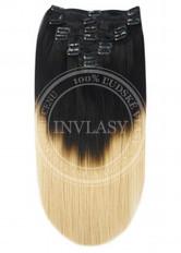 clip in deluxe ombré T1/27 51 cm | Invlasy.sk - clip in vlasy