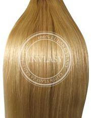 clip-in rychlopás svetlo zlatá blond-svetlá blond 38 cm | Invlasy.sk - clip in vlasy