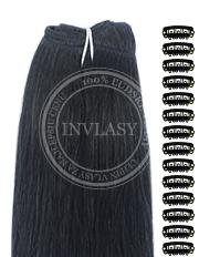 DIY čierna 38 cm | Invlasy.sk - clip in vlasy
