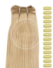 DIY svetlá zlatá blond 51 cm