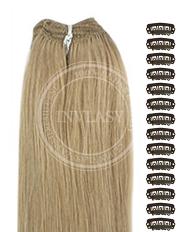 DIY najsvetlejšia hnedá 61 cm | Invlasy.sk - clip in vlasy