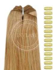 DIY zázvorová blond 38 cm | Invlasy.sk - clip in vlasy