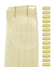 DIY platinová blond 38 cm