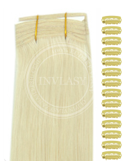 DIY platinová blond 38 cm | Invlasy.sk - clip in vlasy