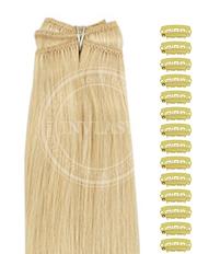 DIY svetlá blond 61 cm | Invlasy.sk - clip in vlasy