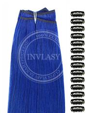 DIY modrá 61 cm | Invlasy.sk - clip in vlasy