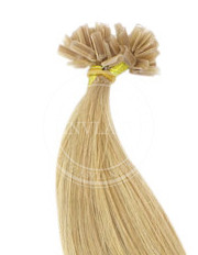 keratín najsvetlejšia hnedá-svetlá blond 35 cm | Invlasy.sk - clip in vlasy