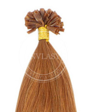 keratín svetlá gaštanová 55 cm | Invlasy.sk - clip in vlasy