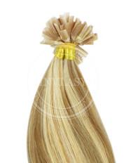keratín svetlá hnedá-svetlá blond 55 cm | Invlasy.sk - clip in vlasy
