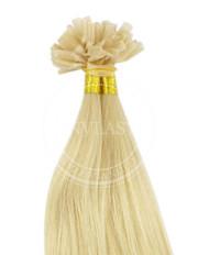 keratín najsvetlejśia blond 35 cm | Invlasy.sk - clip in vlasy