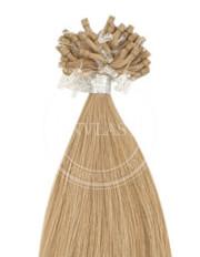 micro ring tmavá blond 45 cm | Invlasy.sk - clip in vlasy