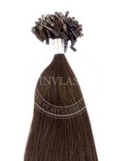 micro ring tmavo hnedá 55 cm | Invlasy.sk - clip in vlasy