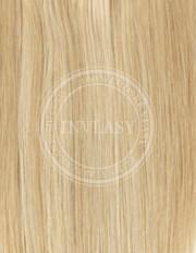 clip-in zvýrazňovače stredne zlatá hnedá-svetlo zlatá blond 51 cm