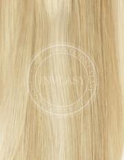 clip-in zvýrazňovače svetlo zlatá blond-svetlá blond 38 cm | Invlasy.sk - clip in vlasy