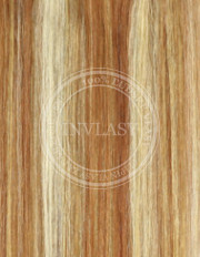 clip-in zvýrazňovače zázvorová blond-svetlo gaštanová 51 cm | Invlasy.sk - clip in vlasy