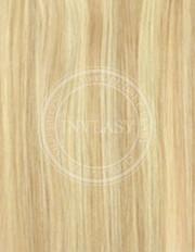 clip-in zvýrazňovače zázvorová blond-svetlá blond 38 cm | Invlasy.sk - clip in vlasy