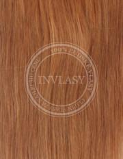 clip-in zvýrazňovače svetlo gaštanová 61 cm | Invlasy.sk - clip in vlasy