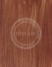 clip-in zvýrazňovače tmavo gaštanová 61 cm | Invlasy.sk - clip in vlasy