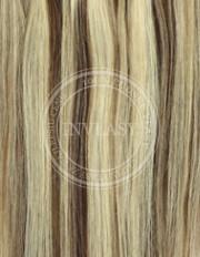 clip-in zvýrazňovače stredne hnedá-svetlá blond 61 cm | Invlasy.sk - clip in vlasy