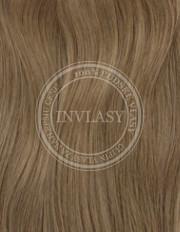 clip-in zvýrazňovače svetlo popolavá hnedá 38 cm | Invlasy.sk - clip in vlasy