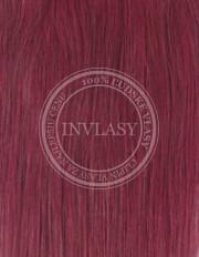 clip-in zvýrazňovače višňová 61 cm | Invlasy.sk - clip in vlasy