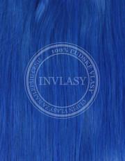 clip-in zvýrazňovače modrá 51 cm | Invlasy.sk - clip in vlasy