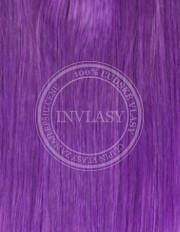 clip-in zvýrazňovače fialová 61 cm