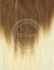 clip in vlasy ombré T6/613 [#T6/613] | Invlasy.sk - clip in vlasy