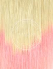 clip in vlasy ombré T60/PINK [#T60/PI] | Invlasy.sk - clip in vlasy